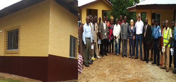 BWI In Collaboration With GIZ Dedicates US$50,000 Project In